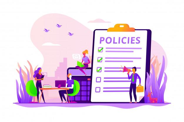 ¿Cómo elaborar una política de gestión de datos personales?
